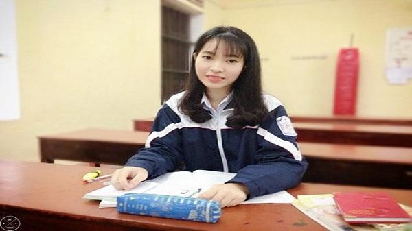 Cô học trò đam mê văn học