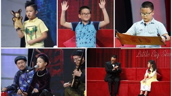Vượt qua nhiều cái tên, cô bé 9 tuổi Ninh Bình lọt top tài năng nhí được khán giả yêu mến nhất Mặt trời bé con