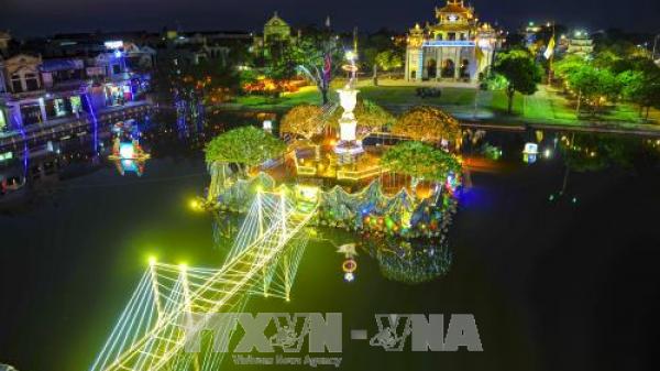 Ninh Bình trang hoàng đón mùa Giáng sinh 2017
