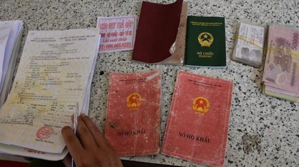 6 người từ Thanh Hoá, Ninh Bình vào Quảng Nam cho vay lãi nặng