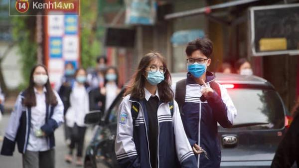 Sở GD&ĐT Hà Nội ra thông báo mới nhất về việc đi học của học sinh
