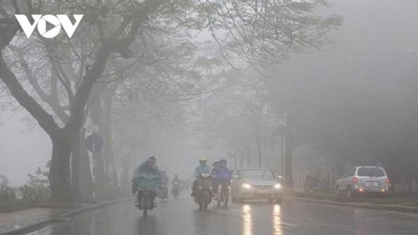 Gió mùa Đông Bắc tràn về, đêm nay miền Bắc chuyển rét sâu, nền nhiệt xuống dưới 15 độ, cảnh báo mưa đá, gió giật