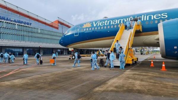 Hàng không lên kế hoạch mở lại bay quốc tế
