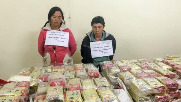 Phá vụ vận chuyển ma túy lớn nhất cả nước, thu 489 bánh heroin