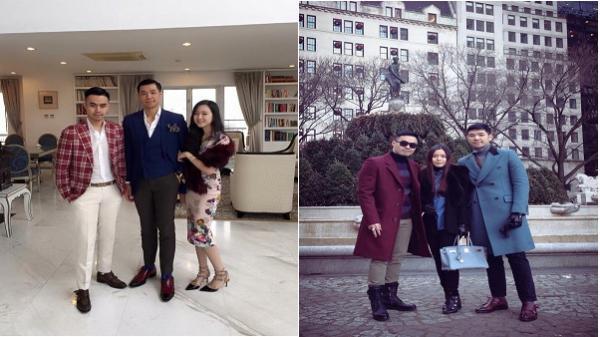 """Thân thế """"khủng"""" của các thành viên trong gia đình chồng tiểu thư Ninh Bình"""
