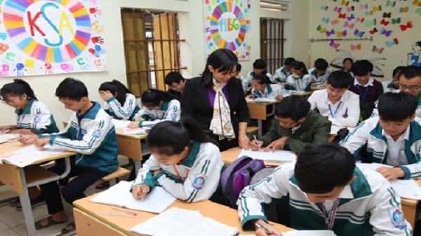 Trường THPT Kim Sơn A đạt chuẩn Quốc gia