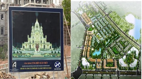 Chiêm ngưỡng Cung điện Xuân Thủy tại Ninh Bình