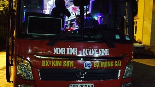 Tạm giữ người đàn ông Ninh Bình vận chuyển pháo trên xe khách