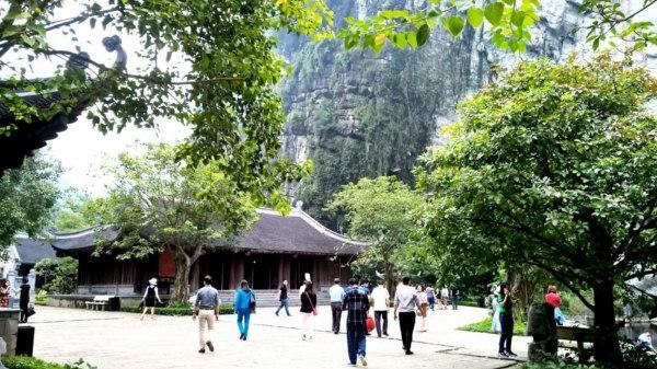Hành cung Vũ Lâm: Điểm đến in đậm giá trị lịch sử vàng son của Ninh Bình