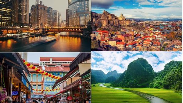 Vượt qua nhiều địa danh nổi tiếng trên thế giới, Ninh Bình đại diện Việt Nam dẫn đầu danh sách những điểm nên đến 2018