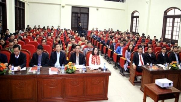 Thành ủy Ninh Bình triển khai nhiệm vụ năm 2018