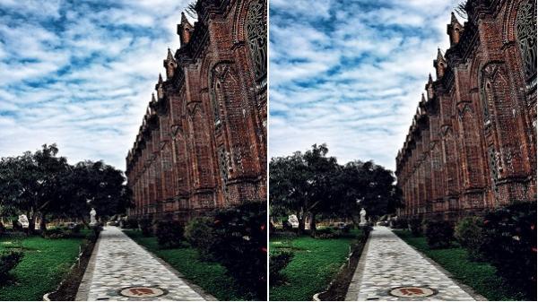 Lạc trôi vào thế giới huyền bí đẹp ngỡ trời Tây ở Đan Viện Châu Sơn