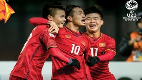 """Đá quá """"sung"""", hai cầu thủ U23 Việt Nam bị kiểm tra doping sau thắng lợi trước U23 Iraq"""