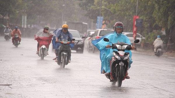 Dự báo thời tiết 13/6: Miền Bắc mưa to