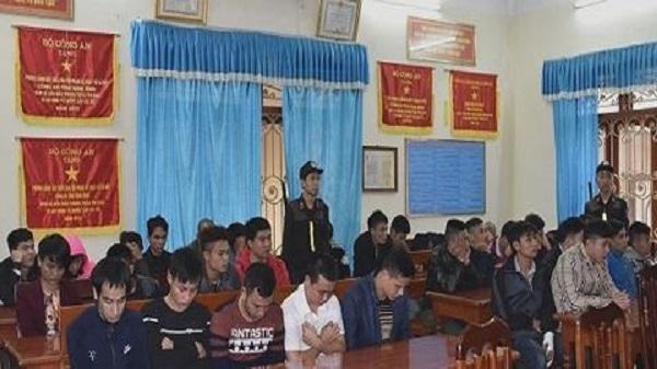 Chấn động Ninh Bình: Hàng chục con bạc sát phạt trong khu nghỉ dưỡng Tam Cốc