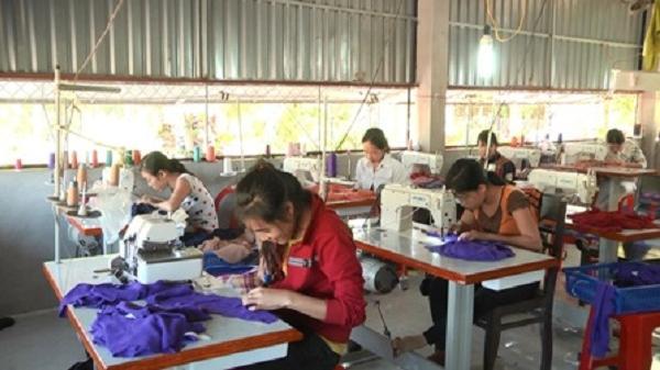 Chị Trần Thị Ly tạo việc làm ổn định cho nhiều hội viên phụ nữ