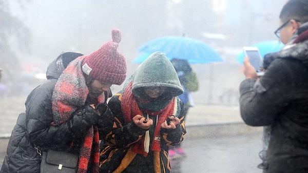 Miền Bắc đón đợt lạnh khủng khiếp, nhiều nơi nhiệt độ chạm ngưỡng lịch sử