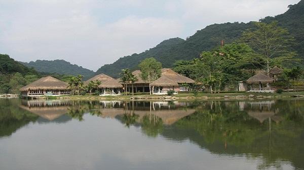 Đến Thung Nham, khám phá 'miệt vườn Nam Bộ' trên đất Bắc