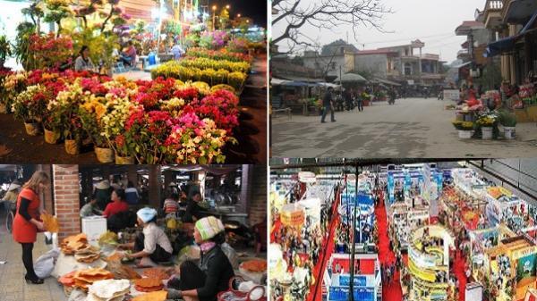 """Điểm danh các khu chợ ở Ninh Bình cho bạn vi vu mua sắm """"quên lối về"""" dịp Tết này"""