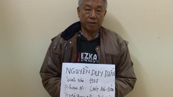 Bắt đối tượng Ninh Bình trốn truy nã 26 năm dưới vỏ bọc cán bộ phụ trách an ninh khu phố