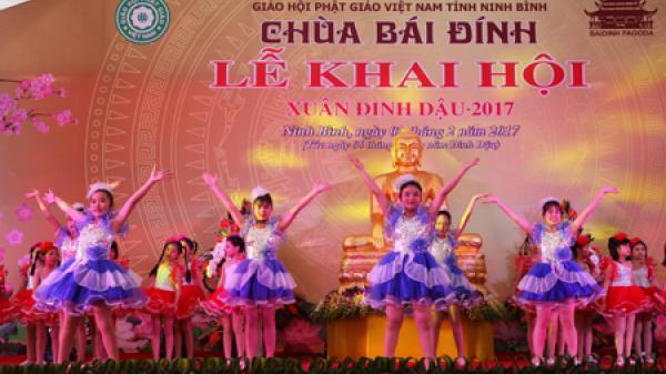 Lễ hội Ninh Bình: Nơi kết tụ tinh hoa văn hóa truyền thống