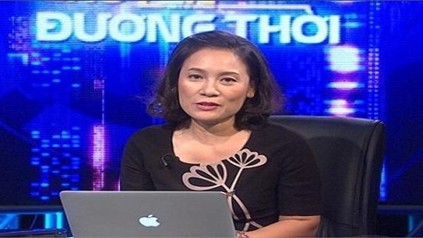 Nhà báo Tạ Bích Loan chính thức thay thế Lại Văn Sâm tại VTV3