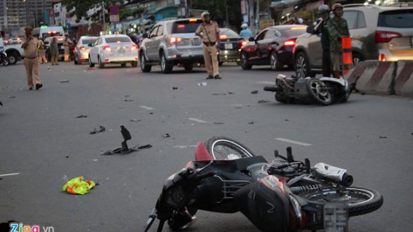 """""""Giật mình"""" với những con số tai nạn giao thông sau 3 ngày nghỉ Tết"""