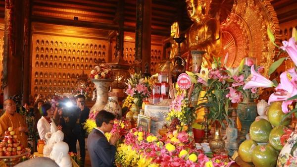 Chính thức khai hội chùa Bái Đính Ninh Bình 2018