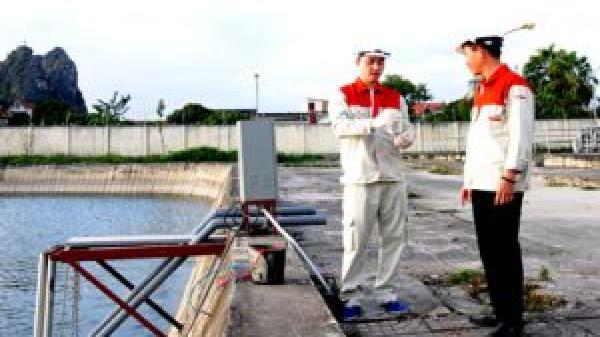 Hiệu quả hoạt động của nhà máy xử lý nước thải Khu công nghiệp Gián Khẩu