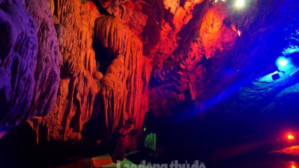 Lạc bước vào thiên đường cổ tích của Động Tiên Cá ở Ninh Bình