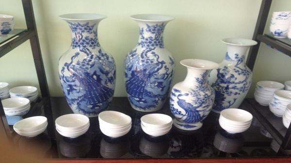 Làng nghề gốm Bồ Bát - Ninh Bình