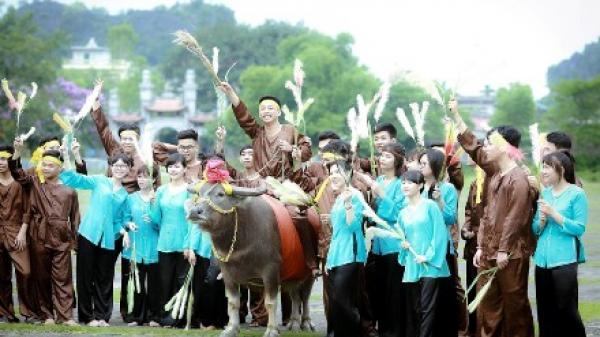 Đinh Tiên Hoàng - người có công đánh dẹp loạn 12 sứ quân, thống nhất đất nước và trở thành hoàng đế đầu tiên của Việt Nam sau thời Bắc thuộc
