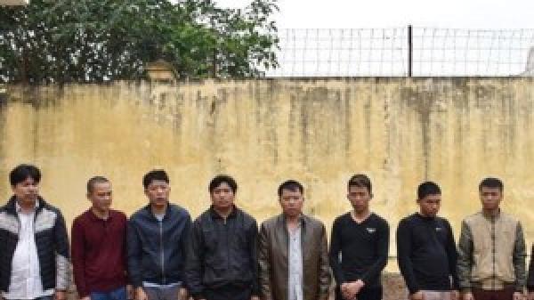 Ninh Bình: Đột kích sới bạc thu giữ hàng trăm triệu đồng