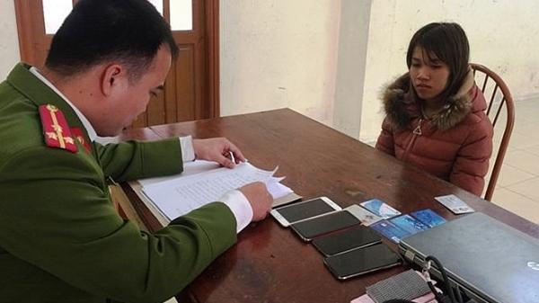 """Mánh lới lừa đảo của """"bà chủ"""" 19 tuổi Ninh Bình"""
