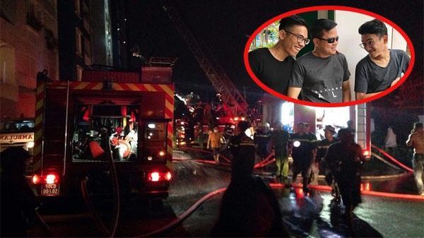 [KỲ TÍCH TRONG CÁI CHẾT]: Người bố đang lái xe ở ngoài Bắc cứu con thoát chết trong đám cháy kinh hoàng tại Sài Gòn qua điện thoại
