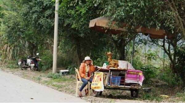 Ninh Bình: Nhan nhản quầy thịt dê tự phát dọc các tuyến đường du lịch