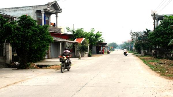 Khánh Vân nỗ lực về đích nông thôn mới