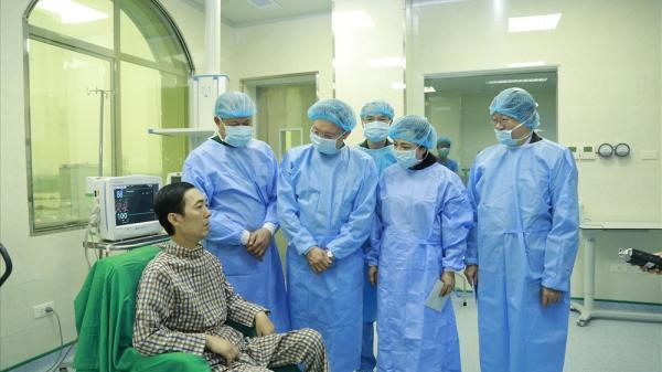 Câu chuyện xúc động về thiếu tá Ninh Bình hiến tạng cứu sống 6 người khác