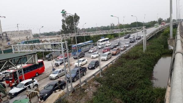 """Chi gần 30 tỉ """"nới"""" trạm thu phí nút giao Liêm Tuyền ở cao tốc Cầu Giẽ-Ninh Bình"""