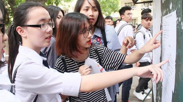 Ninh Bình có 66 bài thi đạt điểm 10 trong kỳ thi THPT Quốc gia năm 2017