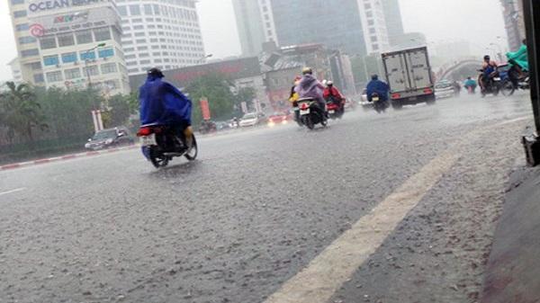 Dự báo thời tiết 9/7: Miền Bắc mưa suốt 3 ngày tới