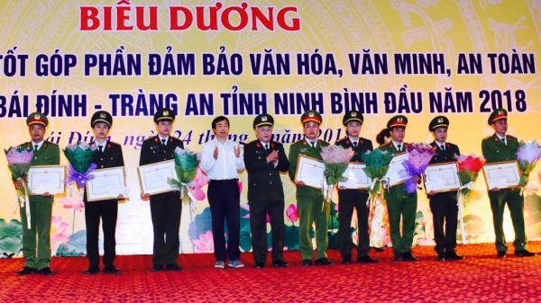 Những tâm gương tiêu biểu của lực lượng công an Ninh Bình