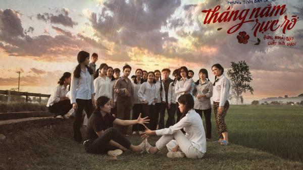 Xem kỷ yếu của nhóm học sinh Ninh Bình mà cứ ngỡ đang thưởng thức phim đi tranh giải Cánh diều vàng