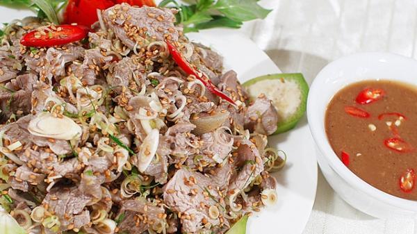 Muốn thưởng thức trọn vẹn ẩm thực Ninh Bình nhất định phải đến những địa chỉ này
