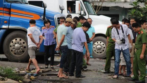 Mâu thuẫn trước bãi xe, nam thanh niên Ninh Bình rút dao đâm chết người