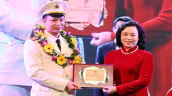 Đại úy Cảnh sát quê Ninh Bình lập công trong đụng đầu khốc liệt với tội phạm ma túy