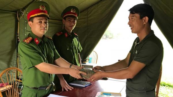 Ninh Bình: Khách du lịch rơi hơn 100 triệu đồng