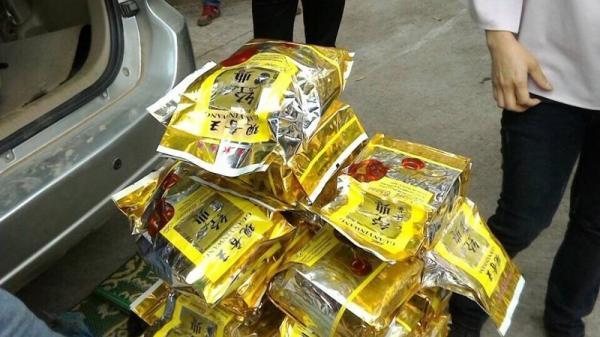 Mật phục tại Ninh Bình, C47 bắt giữ đối tượng vận chuyển 30 kg ma túy