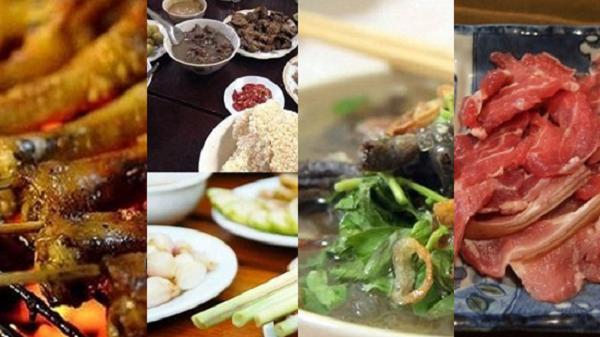 Tổng hợp những địa điểm ăn ngon-giá rẻ nức tiếng ở Ninh Bình