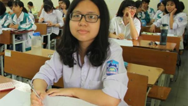 """Ấn tượng với thành tích tiếng Anh """"khủng"""" mà cô học trò nhỏ Ninh Bình đạt được"""